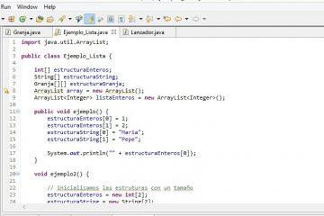 Programação orientada a objetos: listas