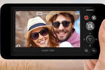 Transforme seu dispositivo Android em uma câmera clássica com Lumio Cam