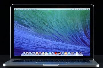 Como retornar do OS X Yosemite para o OS X Mavericks