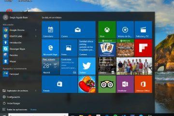 Aprenda o que fazer quando o Menu Iniciar e a Cortana não abrirem no Windows 10
