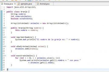 Programação orientada a objetos: métodos