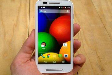 Mostramos como atualizar para o Android 5.0.2 Lollipop e fazer root no Motorola Moto E