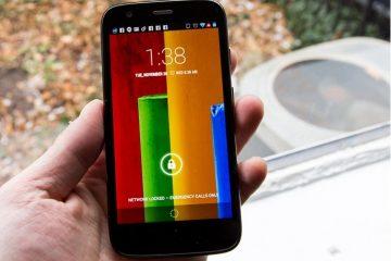 Como atualizar o Motorola Moto G para o Android 4.4.2 KitKat se ele estiver enraizado