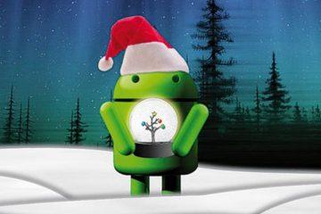 Dê ao seu terminal uma aparência de Natal