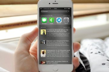 Como desativar o Spotlight no seu iPhone ou iPad