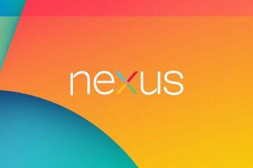 Oito razões para comprar um Nexus