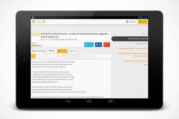 NoChromo para Android, um navegador com bloqueador de publicidade embutido