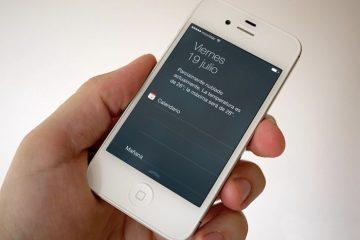 Notificações personalizadas no iOS 7 para a tela de desbloqueio, explicamos como ativá-las