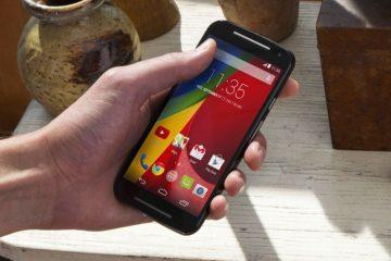 Instale a ROM oficial do Android 6.0 no seu Motorola Moto G 2014