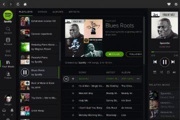 Nuvola Player 3, todos os serviços de streaming de música neste player Linux