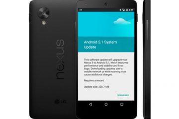 Mostramos um exemplo de por que as atualizações do Android são importantes