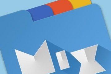 ASUS File Manager, um explorador de arquivos minimalista