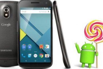 Como instalar o Android 5.1 Lollipop no seu Samsung Galaxy Nexus