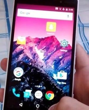 Android Nokia Lumia
