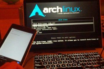 Como usar o seu terminal Android como um USB inicializável para o PC