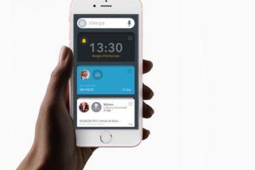 Sherpa, o assistente inteligente, não é mais apenas para terminais Android