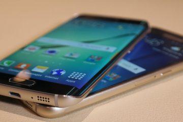 Como remover o som da câmera do Samsung Galaxy S6 e S6 Edge
