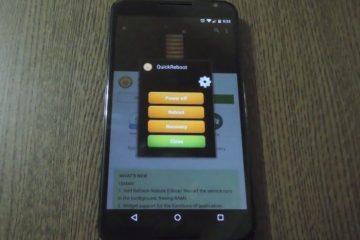 Acesse facilmente a recuperação do seu terminal com o Android Lollipop