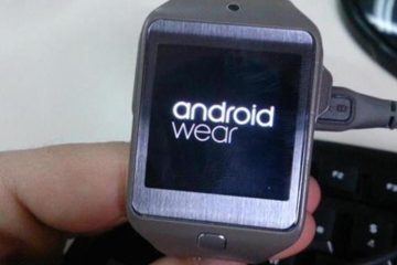 Em breve, podemos instalar o Android Wear no nosso Samsung Gear 2