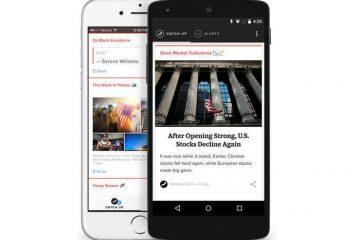 BuzzFeed, uma das mídias mais populares que já possui um aplicativo
