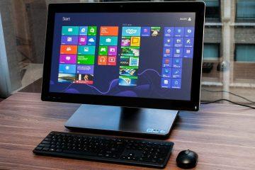 Como otimizar o Windows 8.1 para um computador desktop