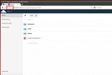 Crie sua própria nuvem com ownCloud no Ubuntu