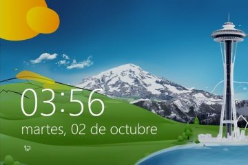 Desativar a tela de bloqueio do Windows 8