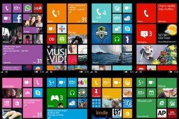 Torne o início do seu Windows Phone mais funcional