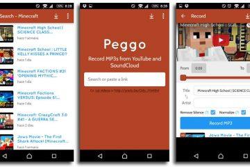 Baixe o áudio de seus vídeos favoritos do YouTube com o Peggo