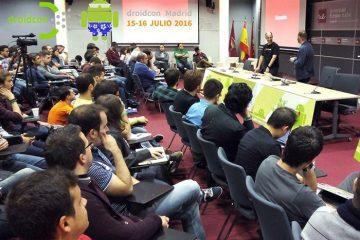 Droidcon Espanha 2016 está quase aqui, não perca o evento Android mais importante