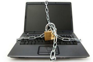 Localize e bloqueie seu laptop em caso de perda