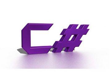 Desenvolvimento de software com C #