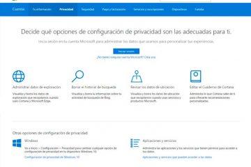 Descubra como saber tudo o que a Microsoft sabe sobre você