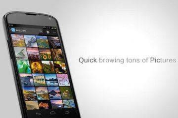 Organize sua biblioteca de imagens com o QuickPic