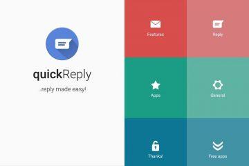 Responda rapidamente às suas notificações com o Floatify