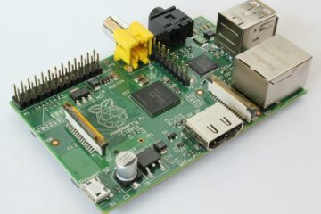 Transmissão de vídeo com Raspberry Pi