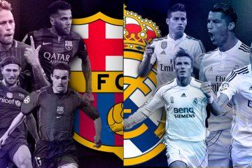 Como assistir Barcelona vs Real Madrid online