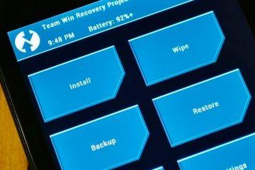 Como instalar uma ROM a partir de uma base limpa