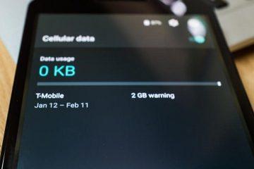 Reduza o consumo de dados no seu Android com esses 5 aplicativos