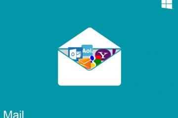 Desativar conversão de email do Windows Mail