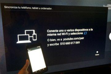 Conecte seu smartphone Android a uma TV e controle o YouTube