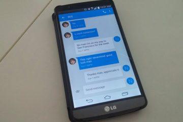 É assim que as mensagens funcionam com as quais o Google deseja destronar o WhatsApp