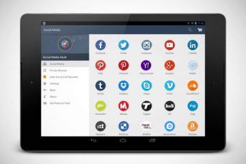 Social Media Vault, a maneira mais privada de usar suas redes sociais no Android