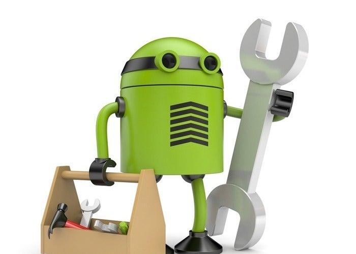 soluções de bloqueio android