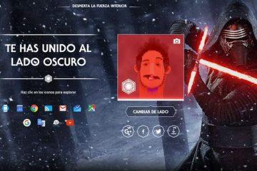 Aproveite Star Wars em seus aplicativos do Google