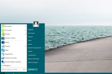 Recupere o menu Iniciar do Windows 7 com o Start10