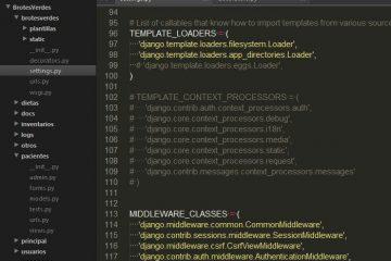 Como instalar plugins no Sublime Text