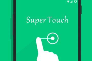 Acelere a tela de toque do seu Android com o Super Touch