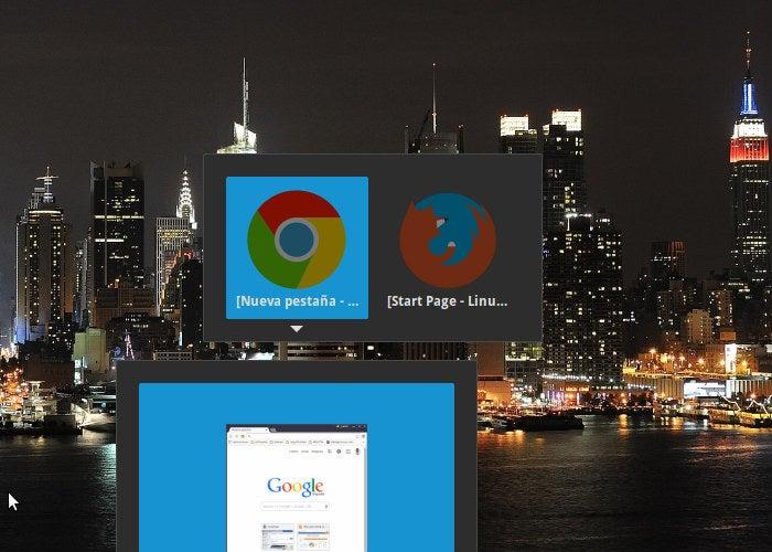 Linux Chrome Switcher