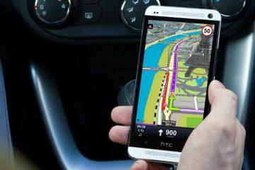 Aprenda a economizar bateria ao usar o GPS